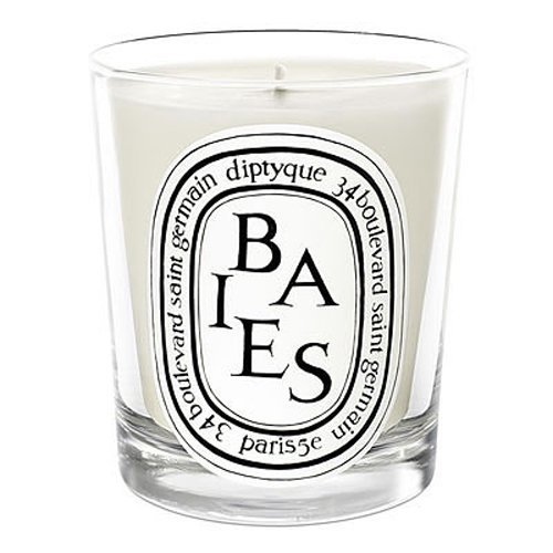 Diptyque Scented Candle Baies 190 gr - 190 ml