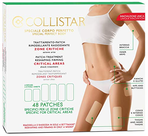 Collistar Collistar Patch-Treatm. Reshaping Firming Critical Areas Shock Treatment 48 Patches - 5 ml