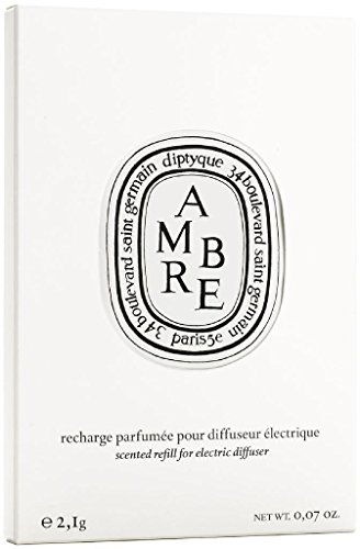 Diptyque Electric Diffuser Scented Refill #Amber 2,1 Gr 200 ml