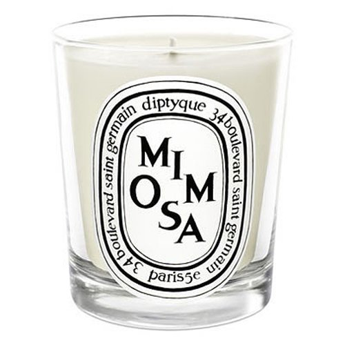 Diptyque Scented Candle - Mimosa 190g/6.5oz