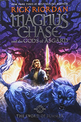 SWORD OF SUMMER: 1 (Magnus Chase and the Gods of Asgard)